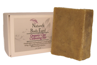 Clay Cleansing Bar